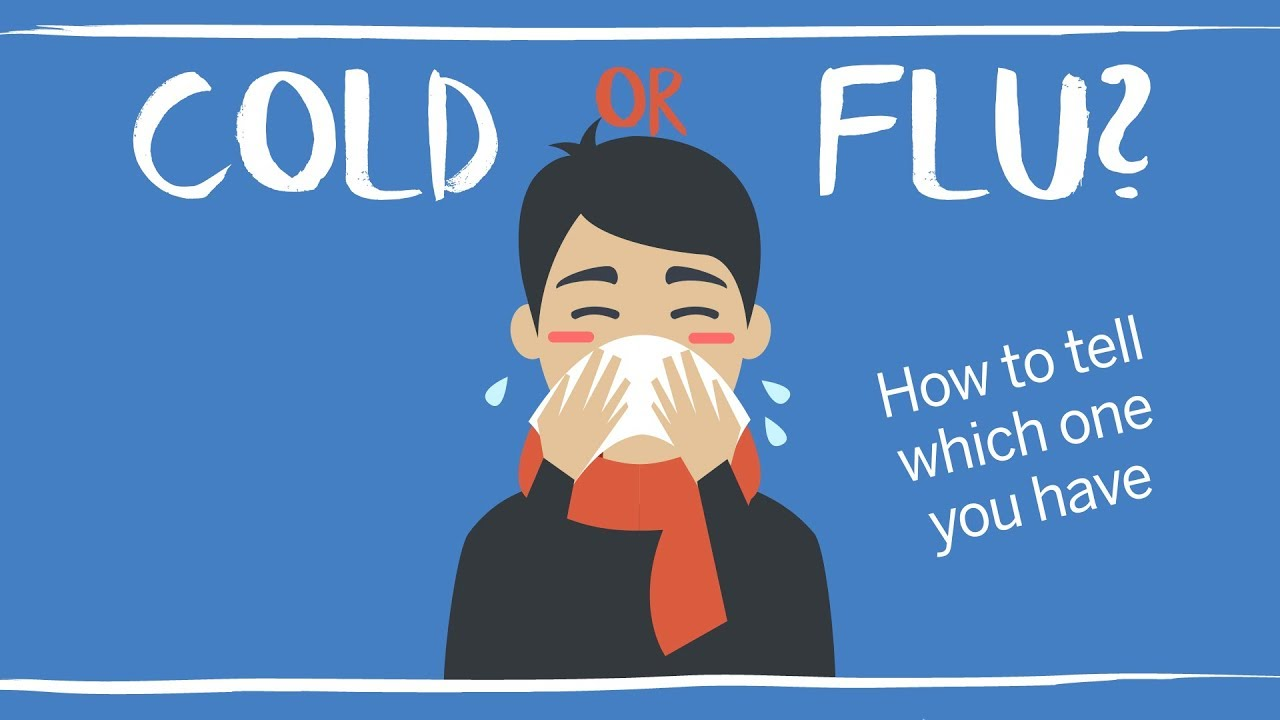 How to Tell If You Have the Flu or Just a Cold